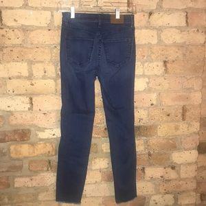 Madewell Jeans - Madewell skinny jeans